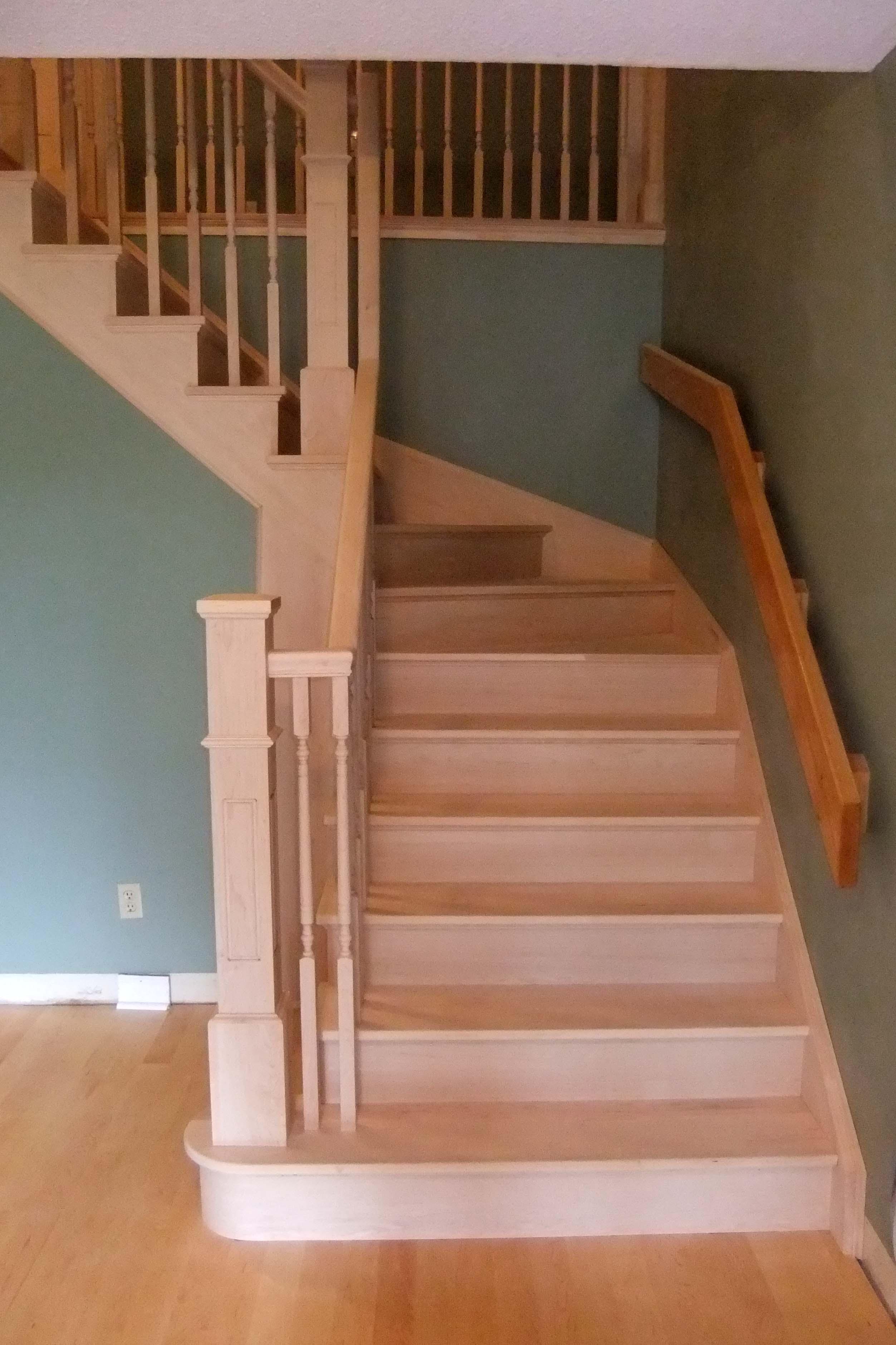 Stair Resurfacing After